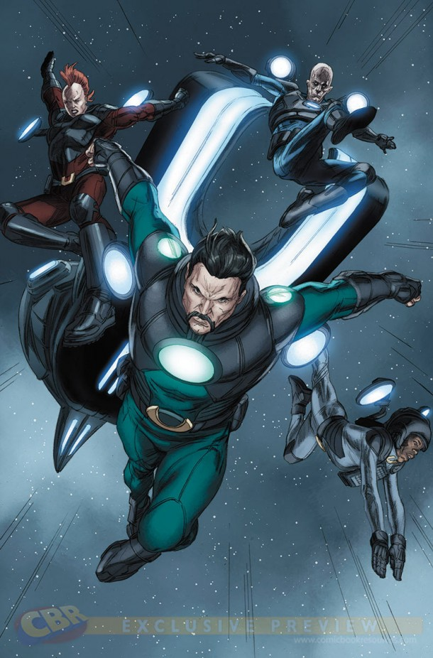 Unity #1 Review