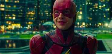 The Flash Barry Allen DCEU