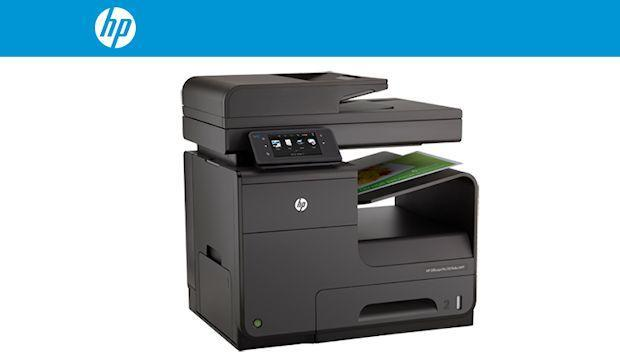 HP OfficeJet Pro x576dw - Header