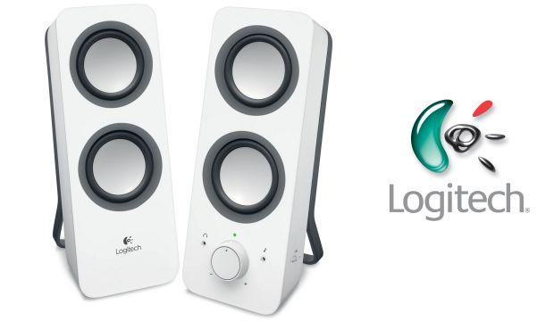 Logitech Z200 Speakers - Header