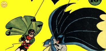 Looking Back At... DC's Batman #1 (1940) - The First Actual Batman-Titled Comic Book