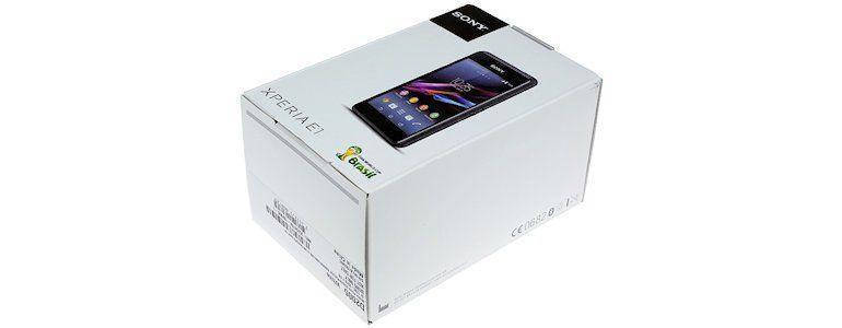 Sony Xperia E1 - 01