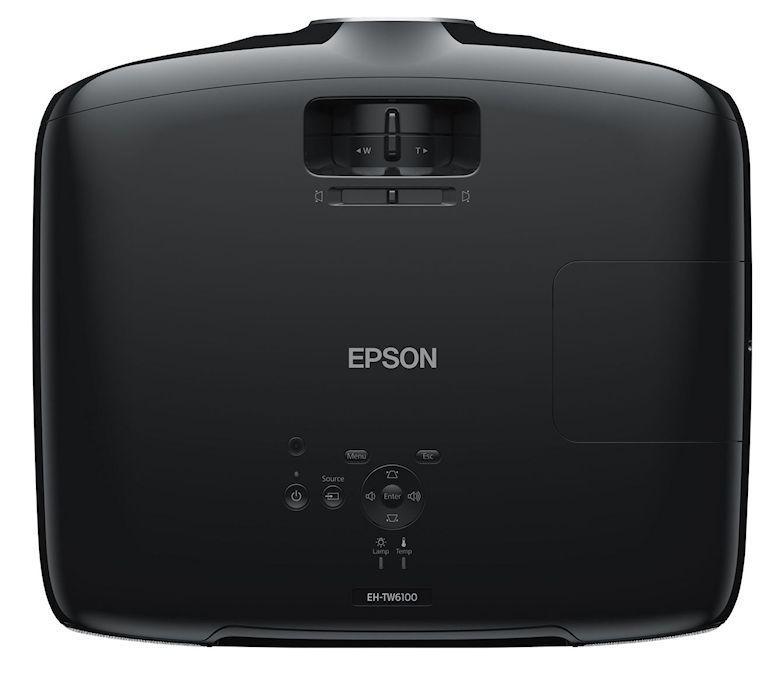 Epson TW6100 Projector - 03