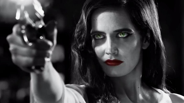 Sin City - A Dame to Kill For Review