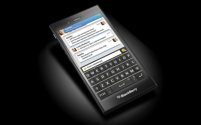 BlackBerry Z3 - 01