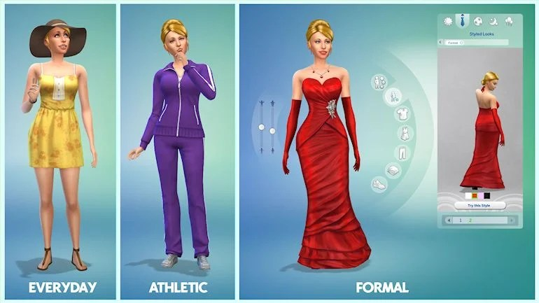 The Sims 4-Create Sim