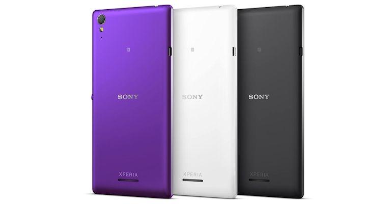 Sony Xperia T3-02