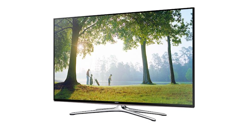 Samsung Series 6 40' LED 3D TV-01