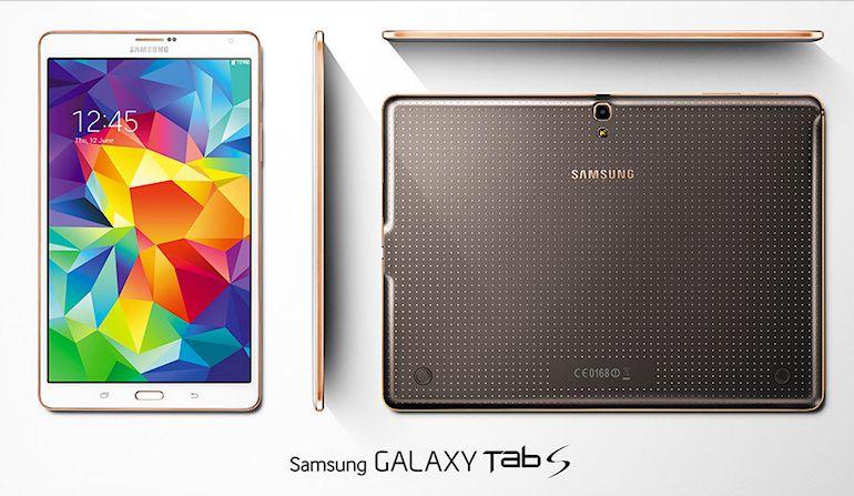 Samsung Galaxy Tab S-01