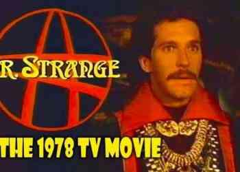 Dr Strange 1978 Movie