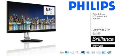 Philips 29' 298P4QJEB - Header