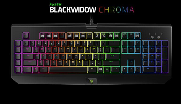 Razer Blackwidow Chroma: Review