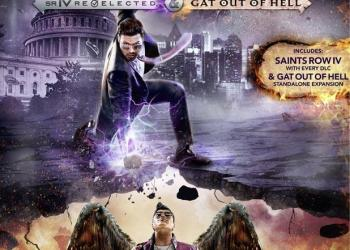 Saints Row IV: Re-Elected & Gat Out of Hell Review