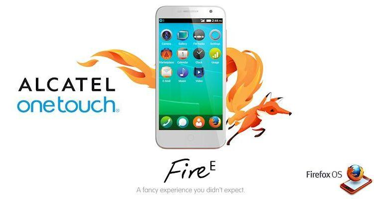 Alcatel OneTouch Fire E-Header