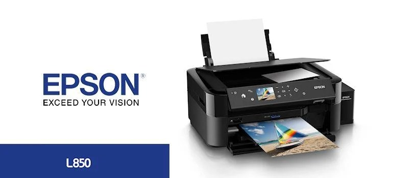 Epson L850 Photo Printer Review