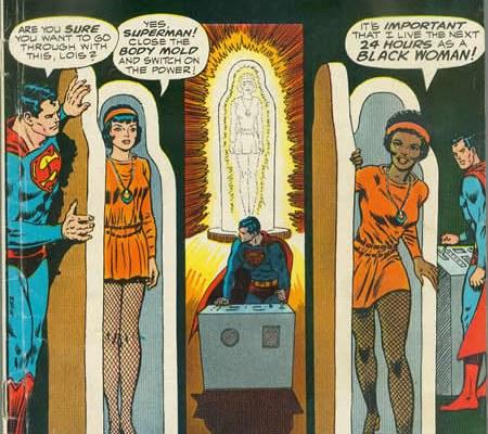 That Time Lois Lane Became a Black Woman