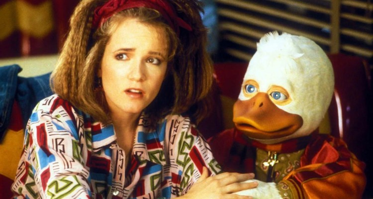 Is 'Howard The Duck' The Most Awkward, Cringeworthy Marvel Movie?