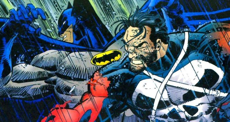 batman vs punisher