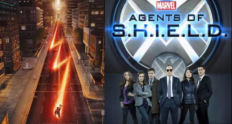 Flash and Shield_TV Shows