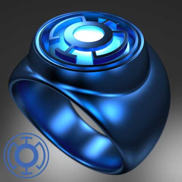 The Most Powerful Weapons in The DC Universe lantern_power_ring