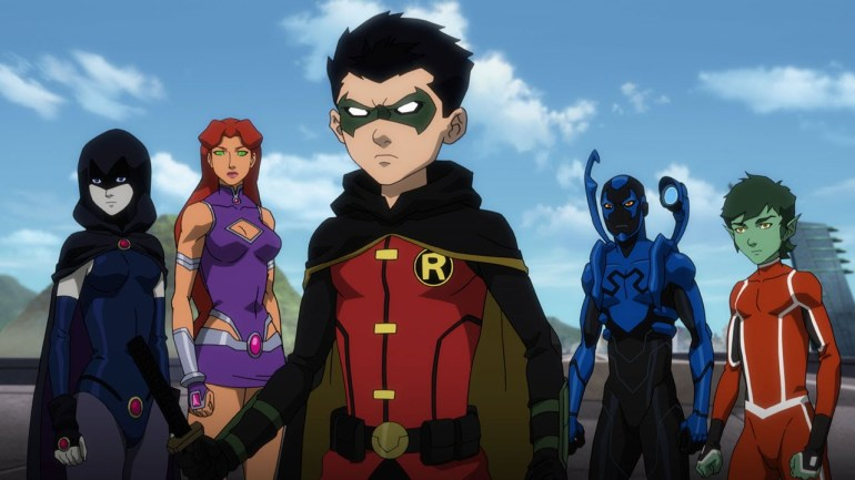Justice League vs. Teen Titans Review - An improvement over other recent efforts