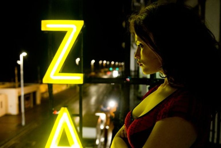 movie review byzantium