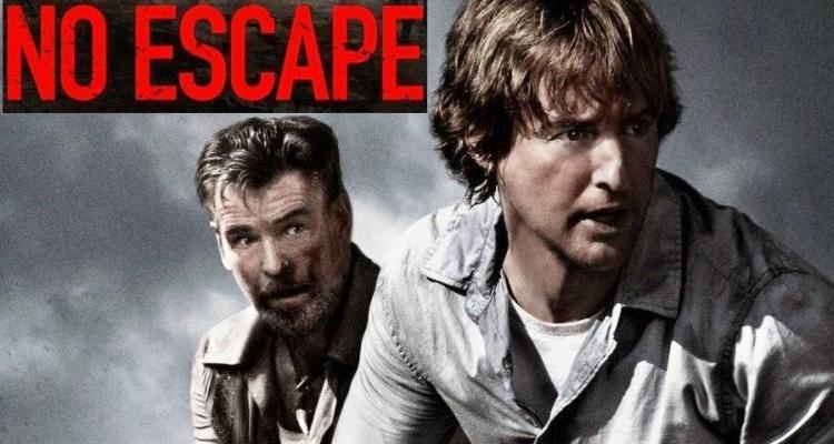 no escape film review
