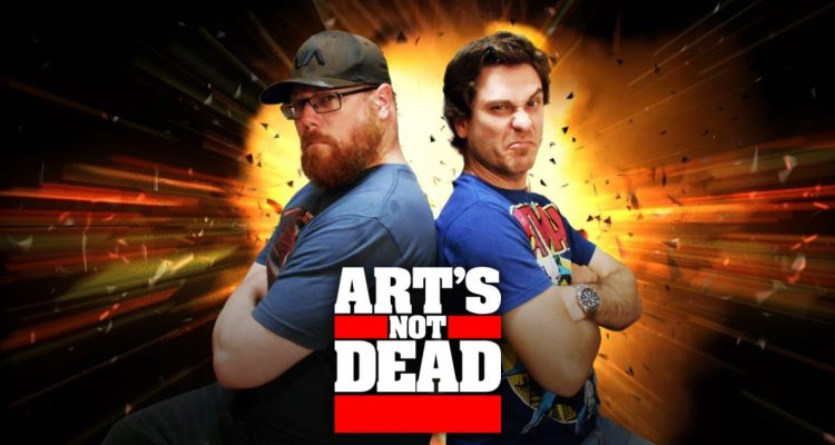 Art's Not Dead Interview
