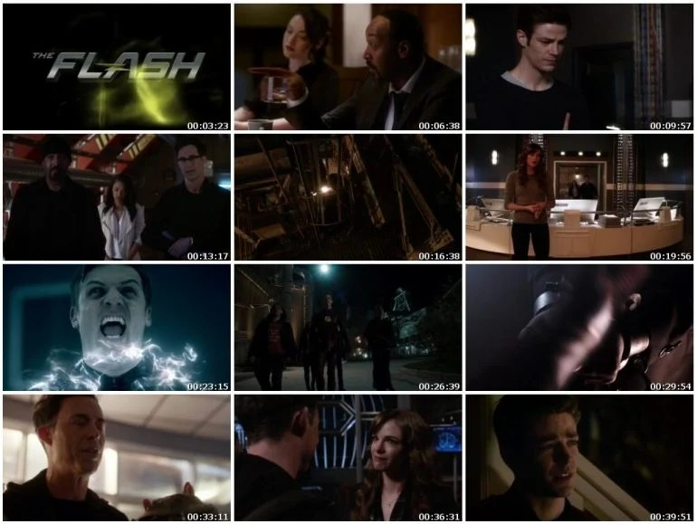 The Flash TV Series SEason 2 FINALE review
