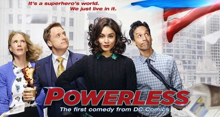 tv series powerless