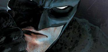 DC Rebirth Batman #1
