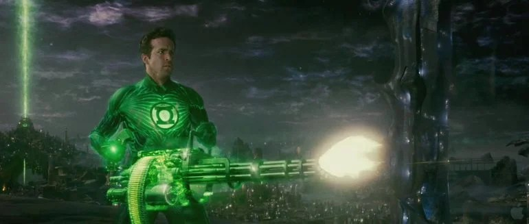 Green Lantern - Time For Another Look movie