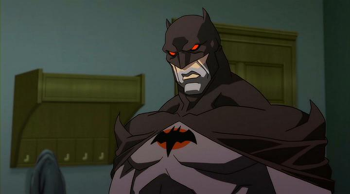 Jeffrey Dean Morgan Wants To Play Flashpoint Batman