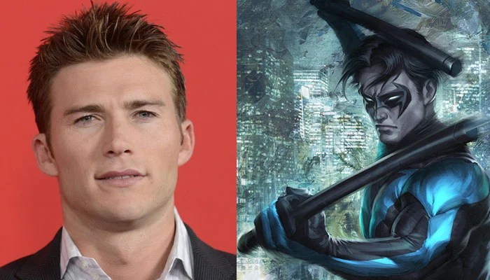 Scott Eastwood nightwing
