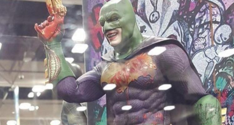 Suicide Squad Joker Batman Imposter Costume Revealed