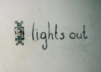 lights out movie review