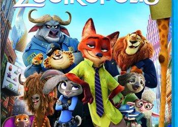 zootropolis blu-ray review