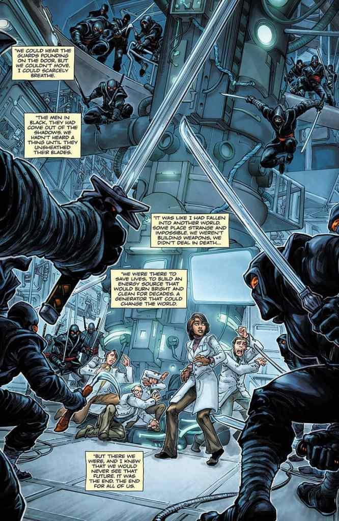 Batman/Teenage Mutant Ninja Turtles Vol 1 - Comic Book Review