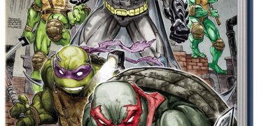 Batman/Teenage Mutant Ninja Turtles Vol 1 - Comic Book Review