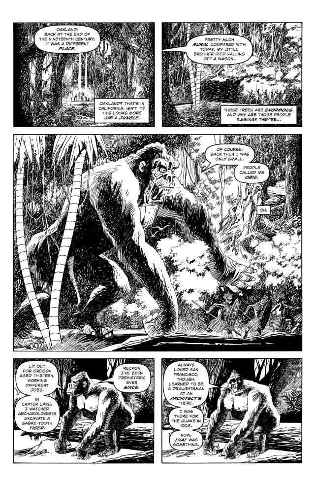 Cinema Purgatorio #4 - Comic Book Review