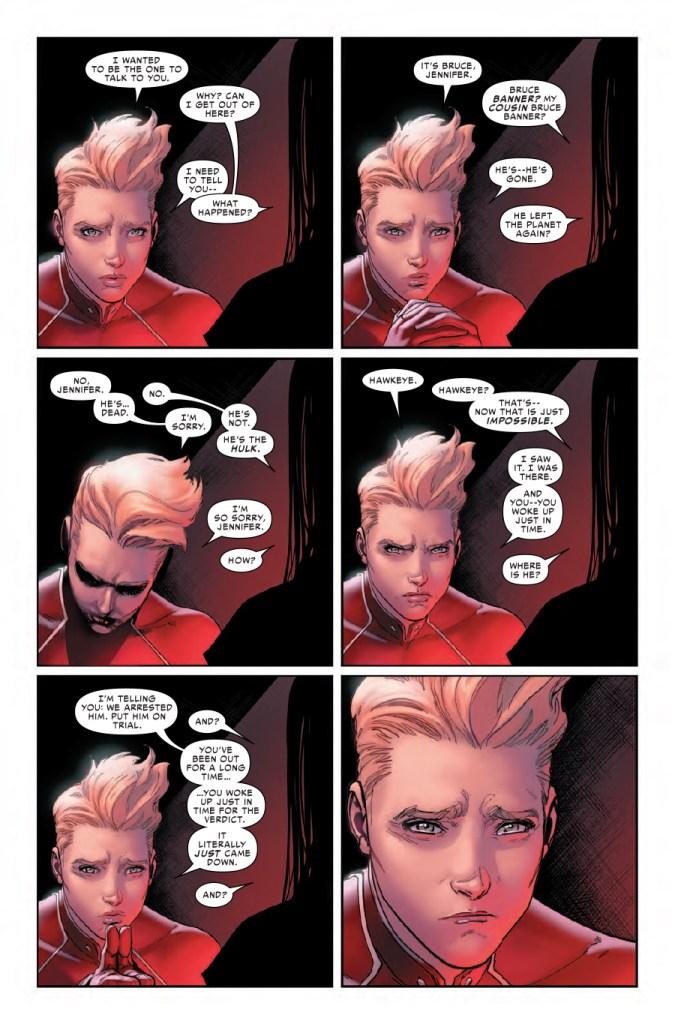 Civil War II #4 - Comic Review