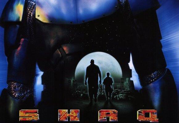Shaq steel movie poster