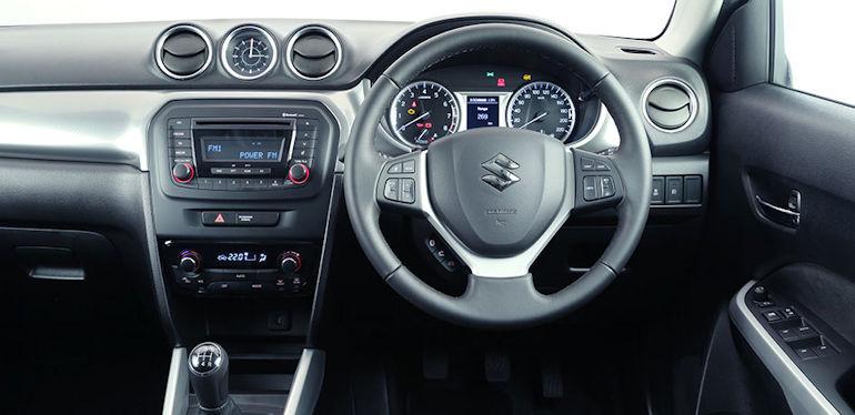 Suzuki Vitara GL+ - 02