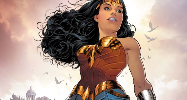 Wonder Woman #4 Year One Part Two