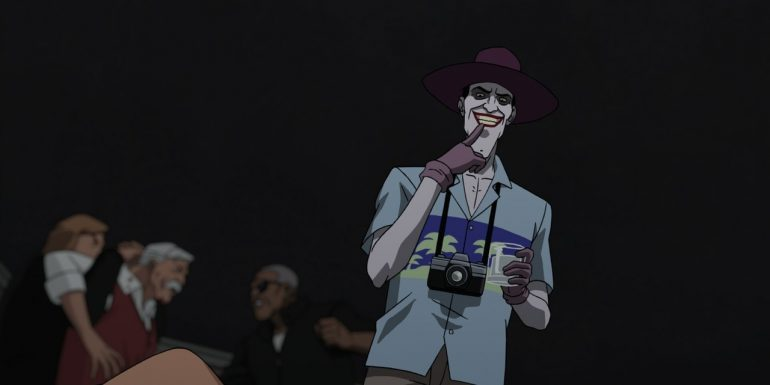 the killing joke review