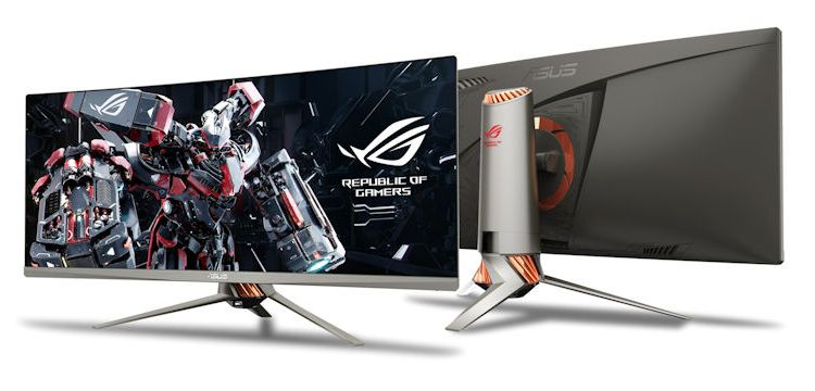 """ASUS ROG Swift 34"""" Curved Gaming Monitor – Tech Review"""