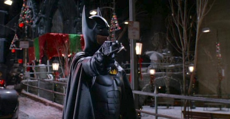 Batman Returns Christmas