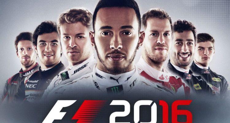 Formula 1 2016 - game review