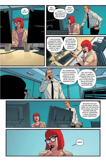 James Bond #9: Eidolon Part 3 - Comic Book Review