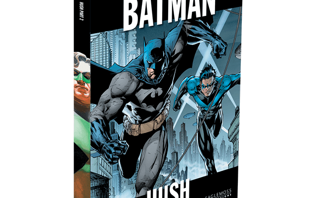 DC Comics Graphic Novel Collection – Batman Hush Part 2